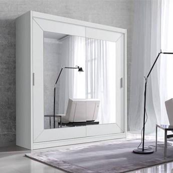 Szafa 180 Alfa - Kolor: Biały