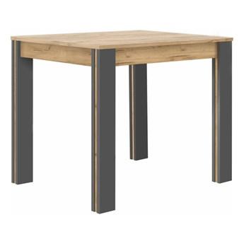 Stół nierozkładany Kamduo 90x70 cm - Kolor: Dąb Złoty
