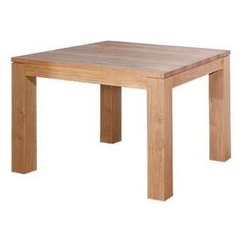 Stół T7 fornir 80x80 - Dł. po rozłożeniu: 120 cm