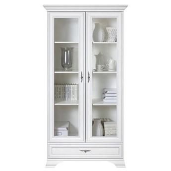 Witryna Idento - Kolor: Biały 100x198x44