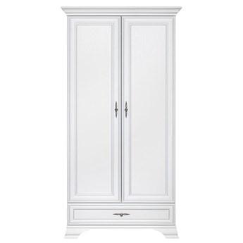 Szafa Idento - Kolor: Biały 100x198x61