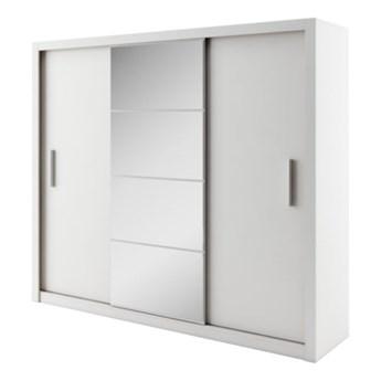 Szafa Idea - Kolor: Biały 250x215x60