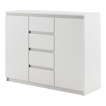 Komoda Idea - Kolor: Biały 109x85x40