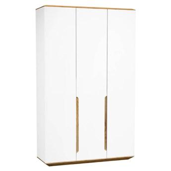 Szafa Zebra - Kolor: Buk Biały/Dąb 150x235x61