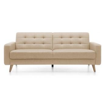 Sofa Nappa z funkcją spania i pojemnikiem 222x87x89