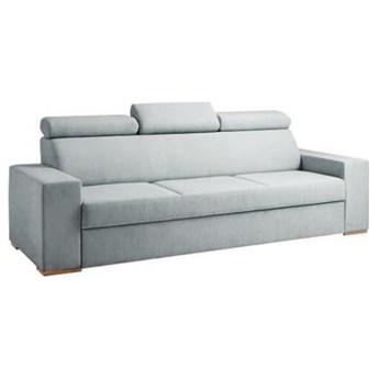 Sofa 3-osobowa z funkcją spania Atlantica - Kolor: Szary 250x90x95