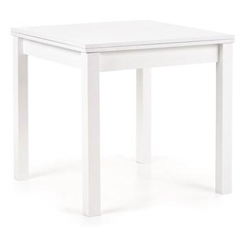 Stół Rozkładany Gracjan - Dł. po rozłożeniu: 160 cm - Kolor: Biały