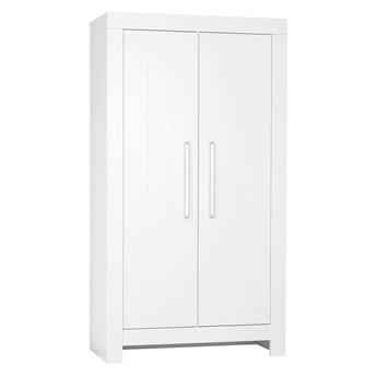 Szafa 2D Calmo - Kolor: Biały 110x204.8x56