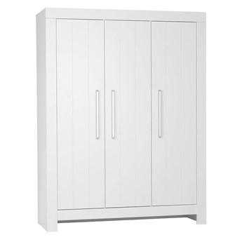 Szafa 3D Calmo - Kolor: Biały 156.2x204.8x56