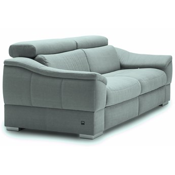 Sofa 3-osobowa z funkcją relaksu manualnego lewa Urbano 222x79x104