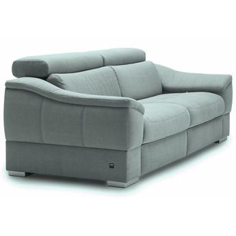 Sofa 3-osobowa z funkcją relaksu elektrycznego prawa Urbano 222x79x104