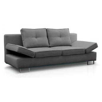 Sofa Martina - Rozkładana z funkcją spania - Kolor: Szary 210x74x100