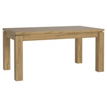 Stół rozkładany Havanna - Dł. po rozłożeniu: 207 cm - Kolor: Dąb Postarzany