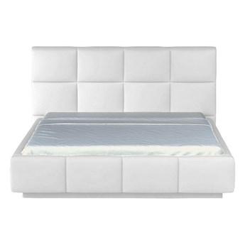 Łóżko 180x200 cm Asti - Kolor: Biały