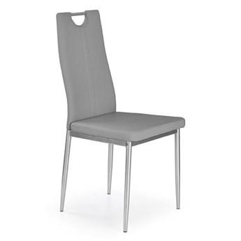 Krzesło K-202 - Kolor: Popielaty