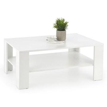 Ława Kwadro - Kolor: Biały 110x53x65