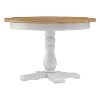 Stół rozkładany Romantica - Dł. po rozłożeniu: 165 cm