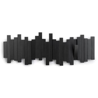Wieszak Sticks - Kolor: Czarny