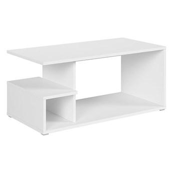 Ława Gato - Kolor: Biały Alpejski 100x45x50