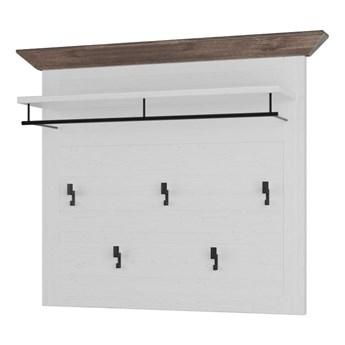 Panel garderobiany z półką Laguna 2 110x94x33