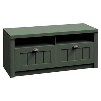 Ławka Prowansja - Kolor: Zielony 110x48.6x43
