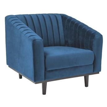 Fotel Asprey Velvet 1 83x78x85