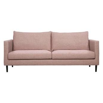 Sofa 2-osobowa Bianca - Kolor: Różowy 180x84x93