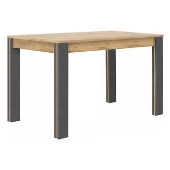 Stół nierozkładany Kamduo 120x75 cm - Kolor: Dąb Złoty