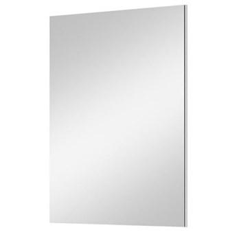 Lustro wiszące Futura - Kolor: Biały/Biały Połysk 60x78x2