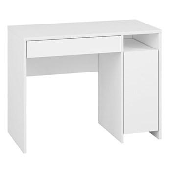 Biurko Kendo - Kolor: Biały 102x79x51