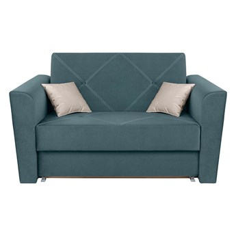 Sofa Vissi 2FBK - Rozkładana z funkcją spania 145x83x101