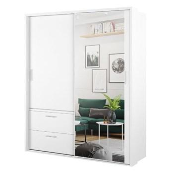 Szafa Arti 22 - Kolor: Biały 180x212x63