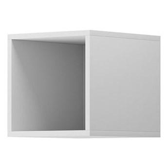 Regał wiszący Enjoy - Kolor: Biały 30x30x35