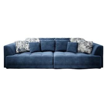 Sofa Tiga Bigsofa - Rozkładana z funkcją spania 302x72x136