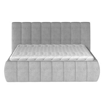 Łóżko 160x200 cm Veneto - Kolor: Szary