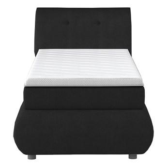 Łóżko kontynentalne 100 Giulia - Kolor: Szary