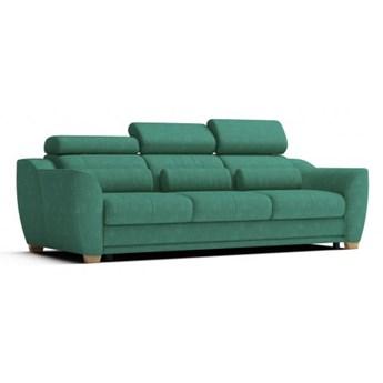 Sofa 3-osobowa z funkcją spania typu puma 241x86x105