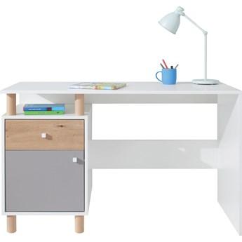 Biurko do pokoju młodzieżowego Faro 125x76x55