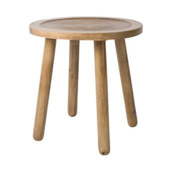 Stolik drewniany Dendron S