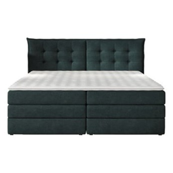 Łóżko kontynentalne 180 Fendy - Kolor: Zielony