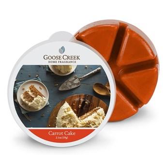 Wosk zapachowy do lampki aromatycznej Goose Creek Ciasto marchewkowe, 65 h