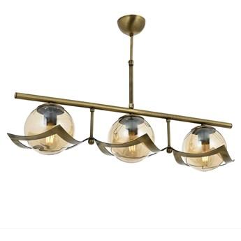Lampa wisząca żyrandol  avonni salon sypialnia jadalnia  AV-4117-3EY