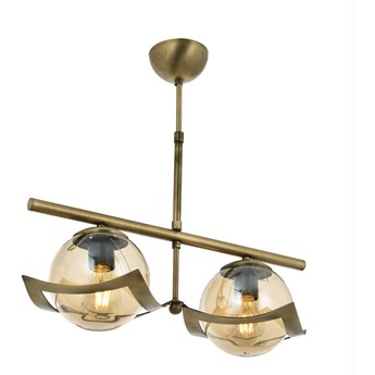 Lampa wisząca żyrandol  avonni salon sypialnia jadalnia  AV-4117-2EY