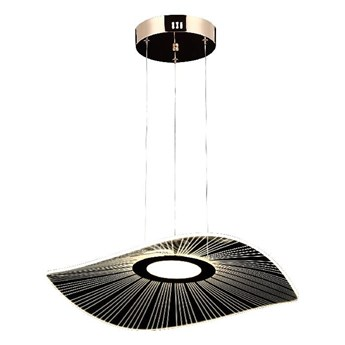 Designerska lampa wisząca 80436-01-PS1-FG NEVIA SALON SYPIALNIA JADALNIA LUCEA