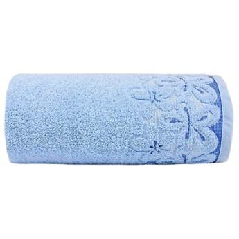 Ręcznik bawełniany Greno blękitny RFQ-07