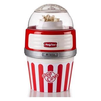 Urządzenie do popcornu XL czerwone