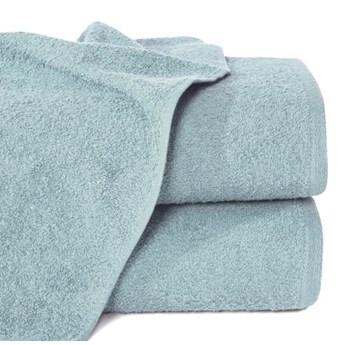 Ręcznik klasyczny miętowy o gramaturze 400 g/m2, 70x140 cm