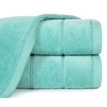 Ręcznik z welurową bordiurą o gramaturze 500 g/m2, 30x50 cm