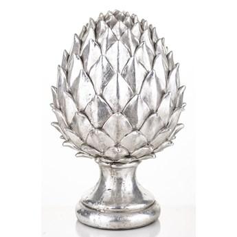 KARCZOCH dekoracyjny srebrny M