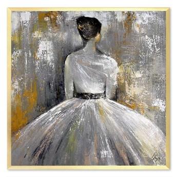 Obraz olejny Baletnica II